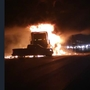 UPDATE: ISP confirms multiple people killed in fiery I-84 crash