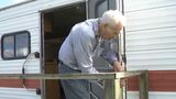 Eighty-nine year-old SETX man loses home with reverse mortgage & now lives in his trailer