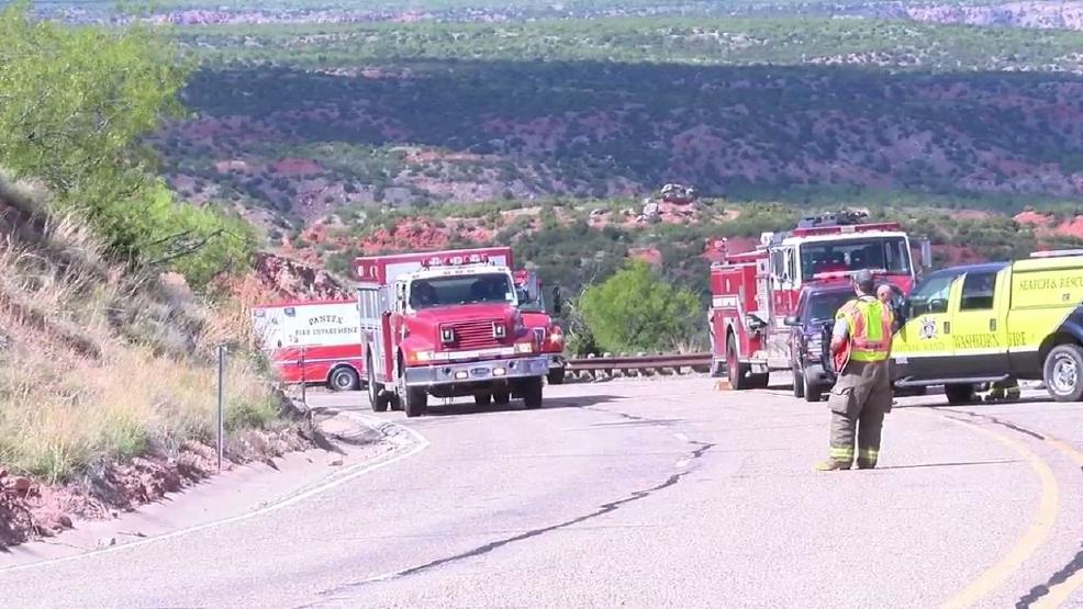 Emergency crews respond to fatal semi-truck crash on