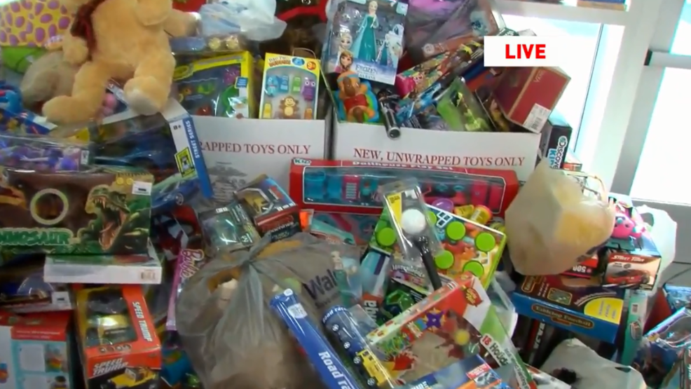 Las Vegas Toys For Tots : Donate toys for local children in need at the annual