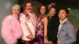 Best Dressed: The most intriguing fashion from the Cherry Blossom Pink Tie Party