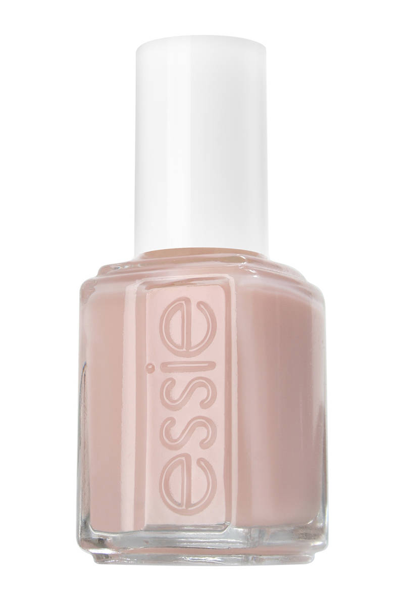 Essie Ballet Slippers Nail Polish ($9), a versatile shade that won't ruin your look if it chips a bit. When it comes to your makeup bag, drugstore beauty is, well, a beautiful thing. From the ultimate voluminous mascara to lip balms and dry shampoo, we've rounded up our favorite products that won't break the bank. (Image: Target)
