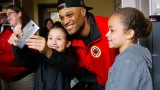 Robinson Cano, Seattle Mariners Visit Local Elementary School