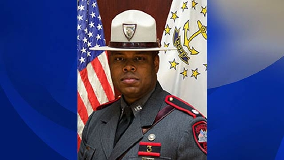 3rd highest RI state police official resigns   WJAR