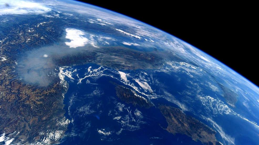 Photos: Incredible pics of Earth as seen from the International Space Station