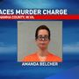 Deputies: Woman admits to fatally stabbing husband with knife after argument