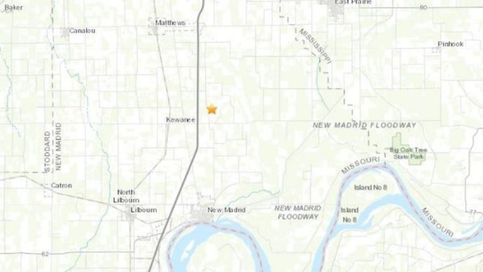 2.2 earthquake shakes parts of the Bootheel (usgs).JPG