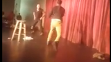 VIDEO: Man attacks comedian during performance at the Comedy House