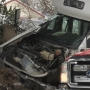 Crash involving a Lewiston Transit Bus sends two to the hospital
