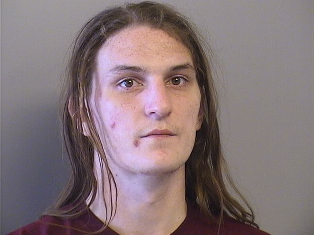The sheriff's office says 26-year-old Michael Darling was arrested at an apartment near 18th and Boston for conspiracy to commit a felony. (Tulsa County Jail)