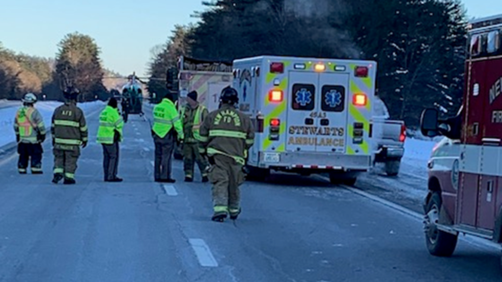 One teen dead and another injured following crash in New Hampton | WPFO