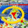 """Invest 90L"" brings threat for heavy rain Memorial Day Weekend"