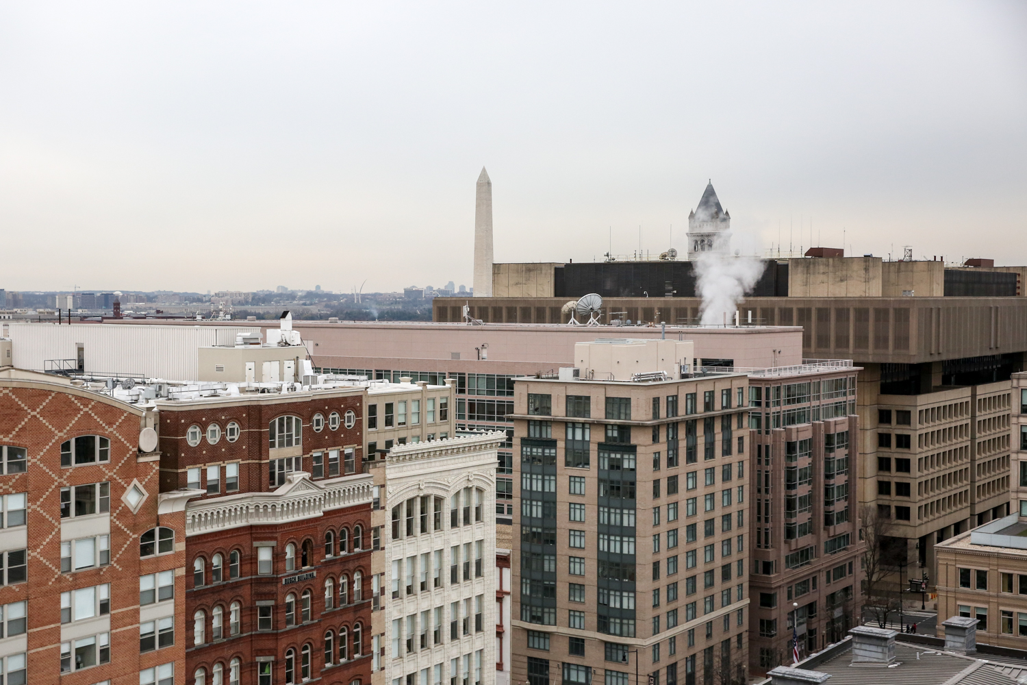 And we can't forget to rave about this rooftop! I mean the view alone is five-star worthy!(Image: Amanda Andrade-Rhoades/ DC Refined)