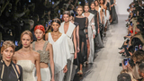 GALLERY : Models take the runway for New York Fashion Week September 2017