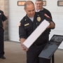 Tri-Township Fire Department dedicates memorial for chief who died in line of duty