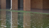 Flooding reported at Okeechobee High School