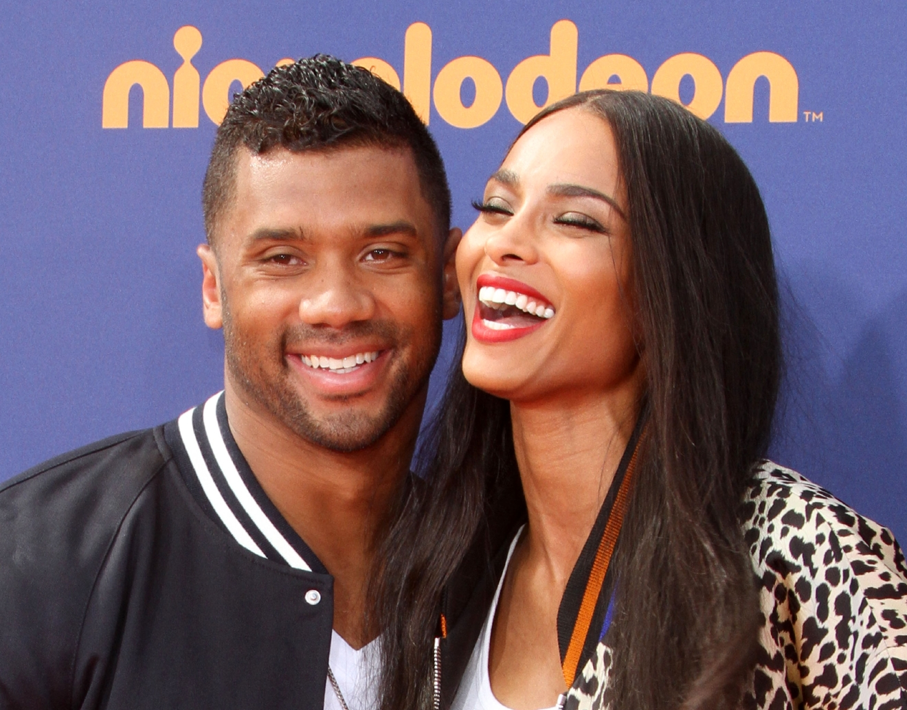 Nickelodeon�s Kids� Choice Sports 2015 Awards held at UCLA�s Pauley Pavillion  Featuring: Russell Wilson, Ciara Where: Los Angeles, California, United States When: 16 Jul 2015 Credit: Adriana M. Barraza/WENN.com