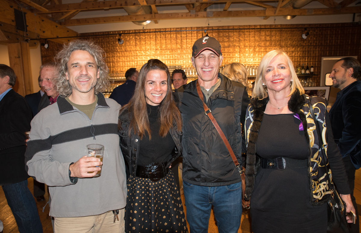 Matt Kotlarczyk, Clara and Tim Harkavy, and Michele Young / Image: Sherry Lachelle Photography // Published: 10.26.17<p></p>