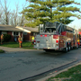 Family displaced after fire in Colerain Township