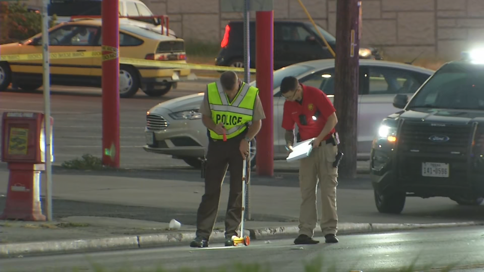 75-year-old woman hit, killed while crossing Broadway near