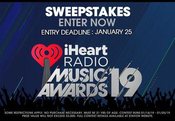 I-HEART Awards Giveaway
