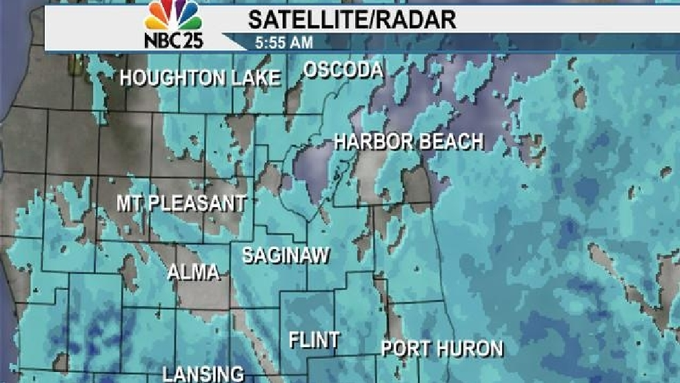 Winter Weather Continues In Mid Michigan Weyi