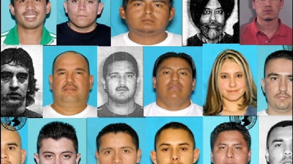 Meet the DEA's most-wanted Wash  fugitives | KOMO