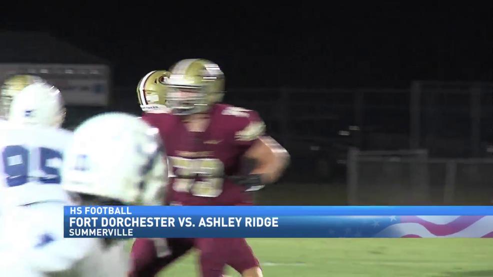 Fort Dorchester Vs Ashley Ridge Highlights Friday Night Rivals High