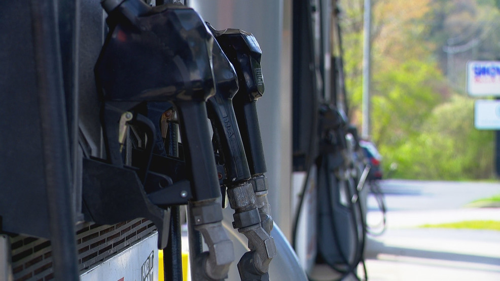 Gas prices increase ahead of Easter travel