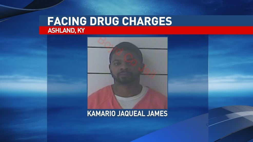 Detroit man charged after drug arrest in Ashland, Ky  | WCHS