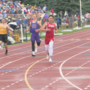 Soggy Final Day for the  Nebraska High School State Track Meet