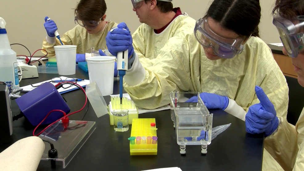 High School Students Solve Simulated Murder In Forensic Friday At Mercy College Of Ohio Wnwo