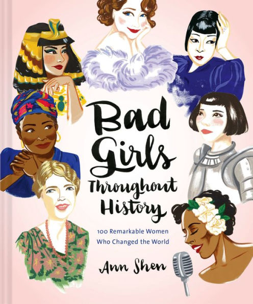 { }Who runs the world? Bad girls. Dive into the ceiling-breaking stories of artists, scientists, warriors, and other incredible women who paved the way for all of us. $15.35 on Amazon. (Image: Amazon){ }
