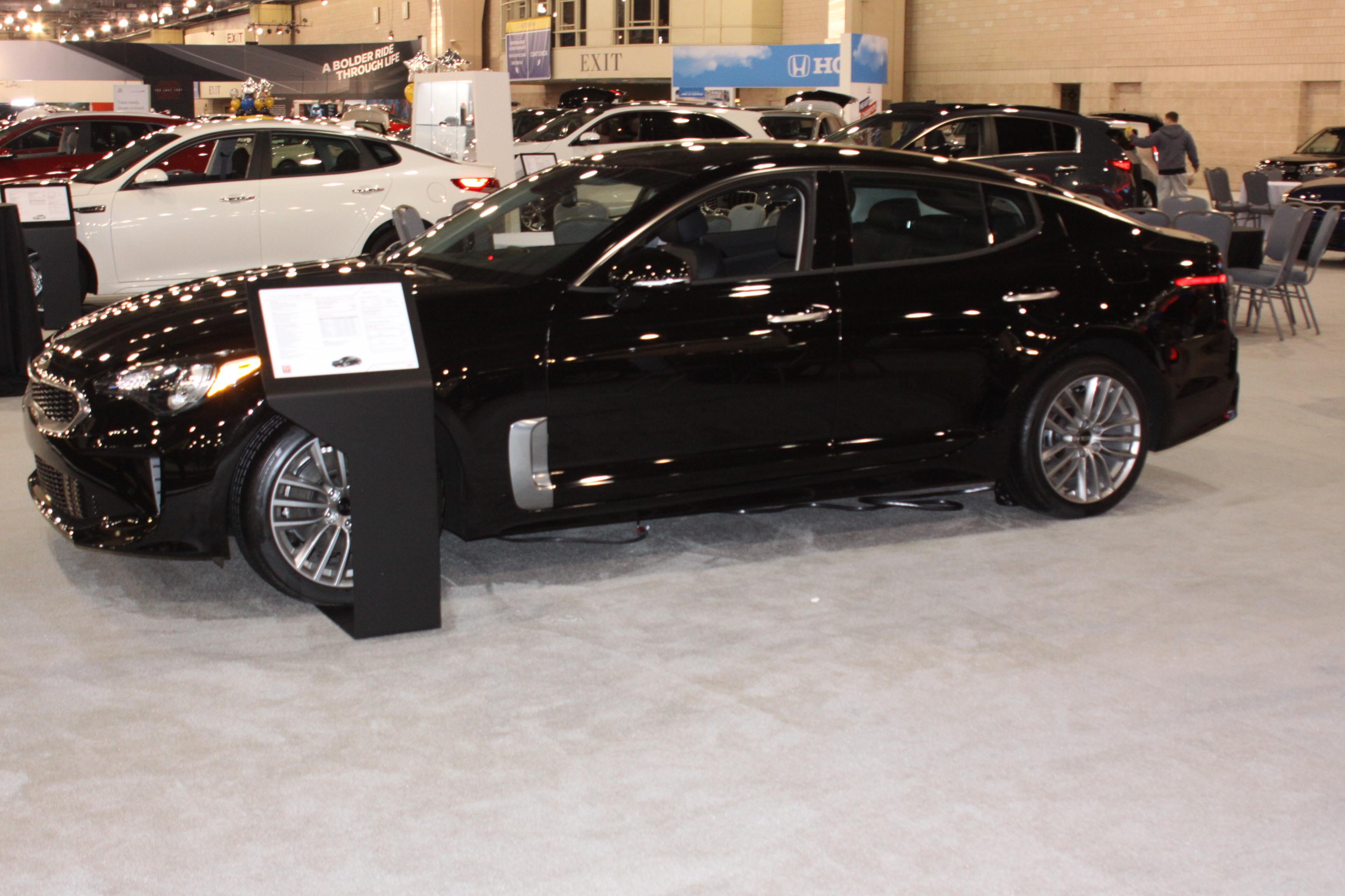 GALLERY Philadelphia Auto Show WPGH - Philadelphia convention center car show
