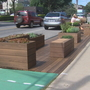 Parklet opens up on University Ave in Rochester