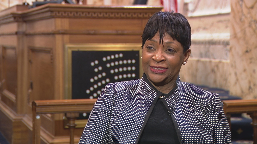 Meet the first female and African American Speaker of the Maryland House of Delegates
