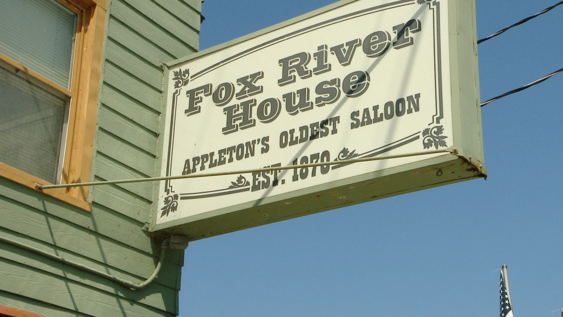 The Fox River House is a venue for Mile of Music. August 4, 2019. (WLUK/Chris Schattl)