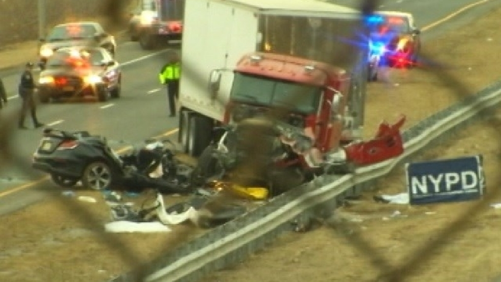 Off-duty New Jersey police in fatal wrong-way crash had left