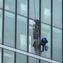 'We need some answers.' Sleek office tower sheds glass windows for fifth time in 18 months