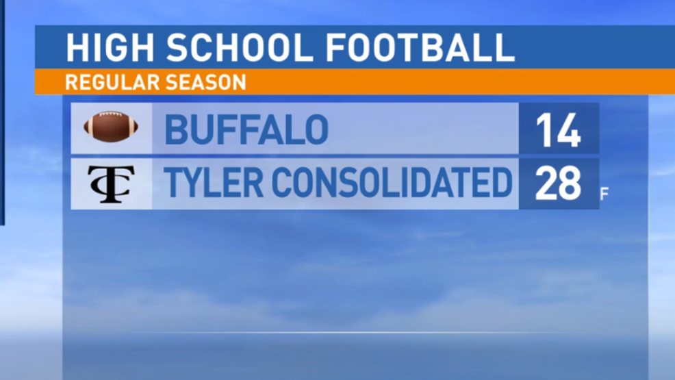10.11.19 Highlights: Buffalo at Tyler Consolidated