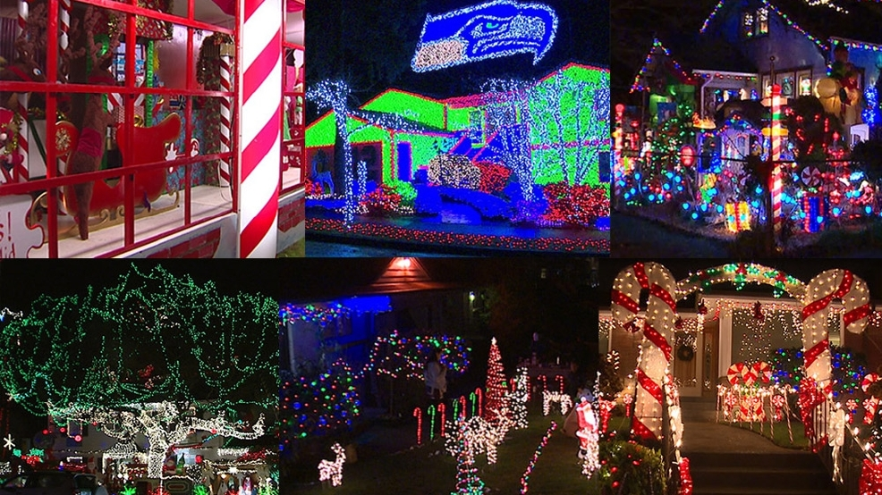 steve pool has been bringing you a sampling of holiday lights displays from all over puget sound for more than 20 years now and the tradition continues