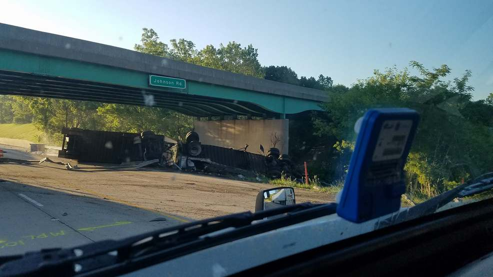 Update driver dies after semi rollover in laporte county for Jobs in laporte co
