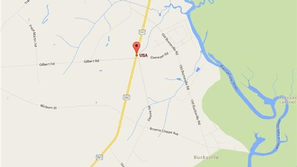 Victim Identified In Deadly Crash On Highway WPDE - Accident on us 701 conway sc map