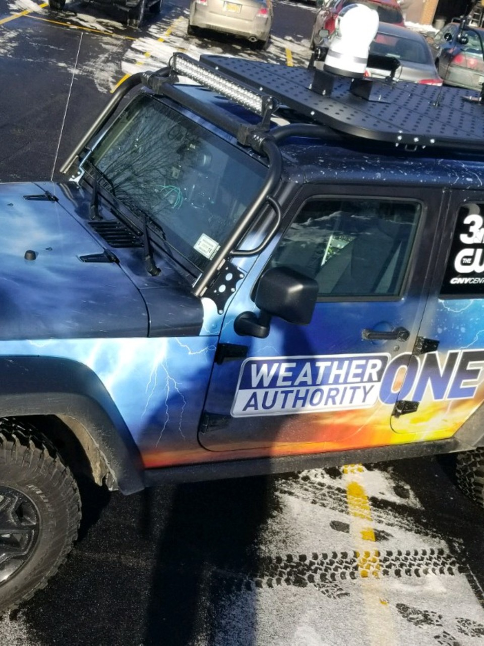 Introducing Weather Authority One Our