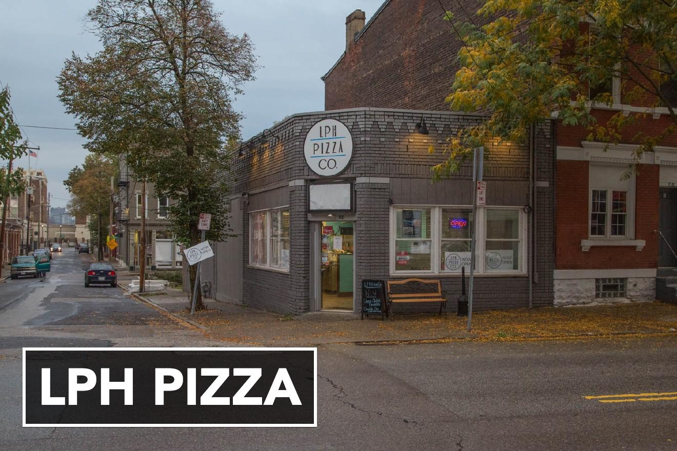 Lower Price Hill Pizza is located at 712 State Ave., Cincinnati, OH 45204 / Image: Catherine Viox // Published: 1.29.17
