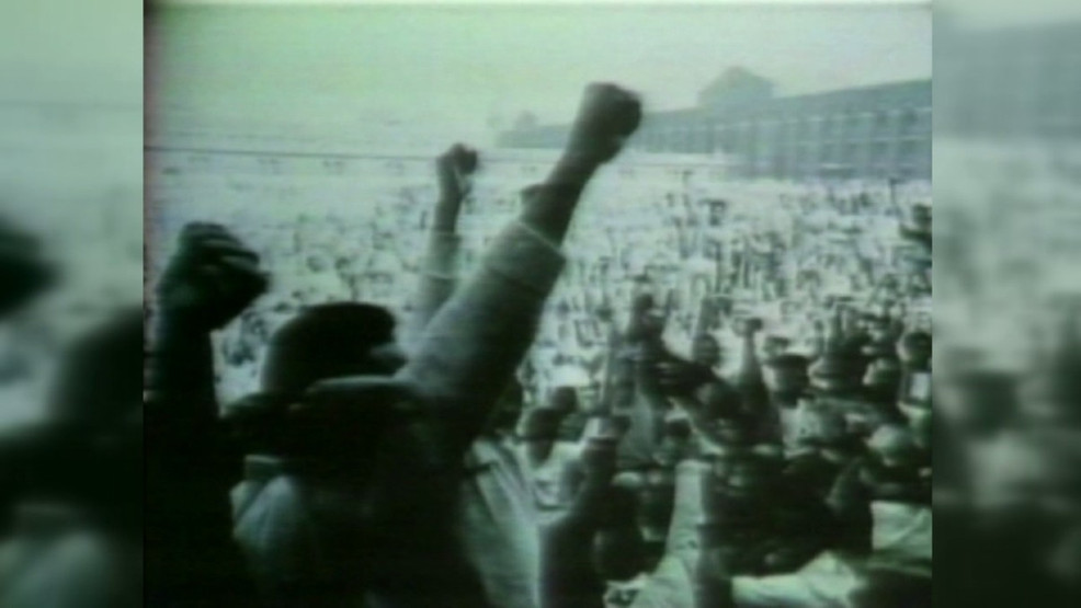 1971 attica prison riots essay It has never been paid attentions until the four-day uprising in the attica correctional facility burst out in 1971 attica riot was the most violent riot in the entire us history through out the uprising, many inhumane treatments of the prisoners have been revealed through the exposure of the social media.
