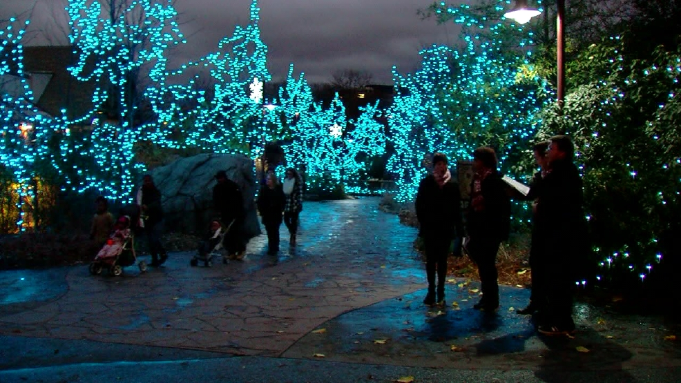 34th annual pnc festival of lights starts this weekend - Pnc Christmas Lights
