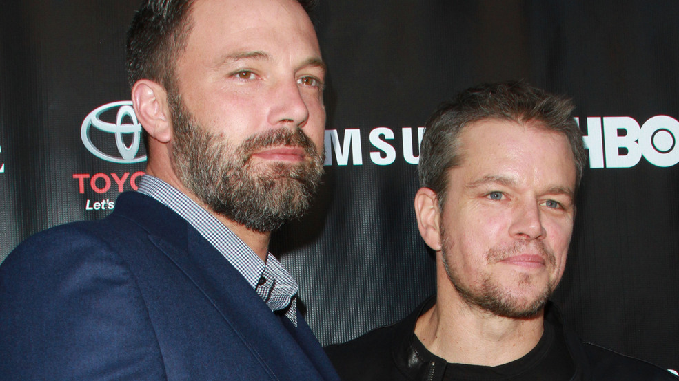 Matt Damon and Ben Affleck to adopt inclusion riders for new projects