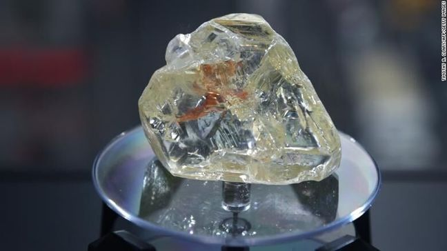 "The world famous ""peace diamond"" sells for $6.5 million"