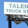 Talent may see new truck stop